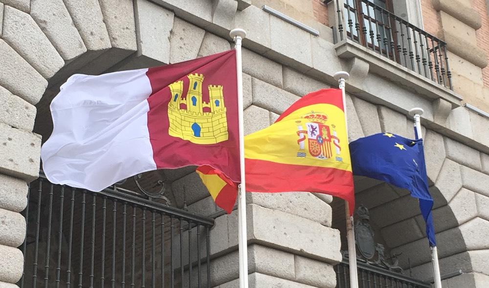 Flags_Castille_Spain_Europe