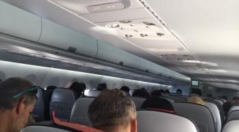 SukhoiSSJ100_BrusselsAirlines_CityJet_cabin