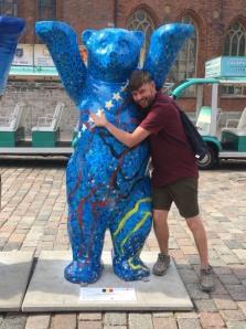 Riga_Belgium_bear