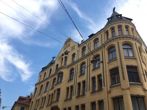 Riga_HouseOfTwoCats