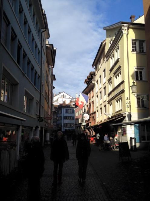 Zurich_strasse
