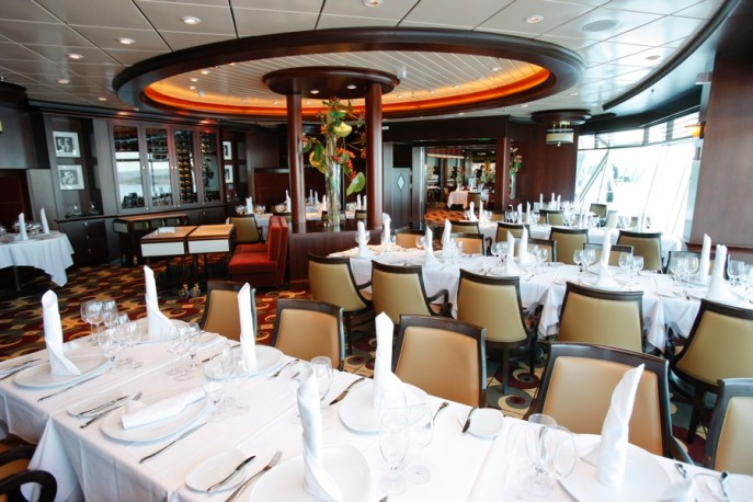 Royal Caribbean International's Independence of the Seas, Chops Grille