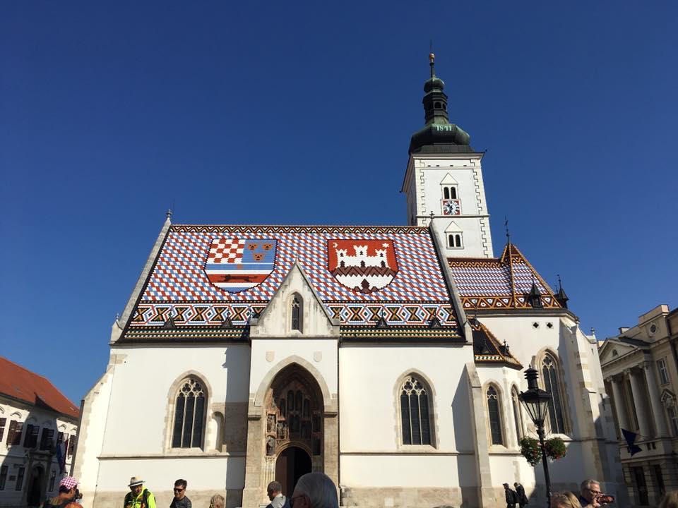 Zagreb_SaintMark