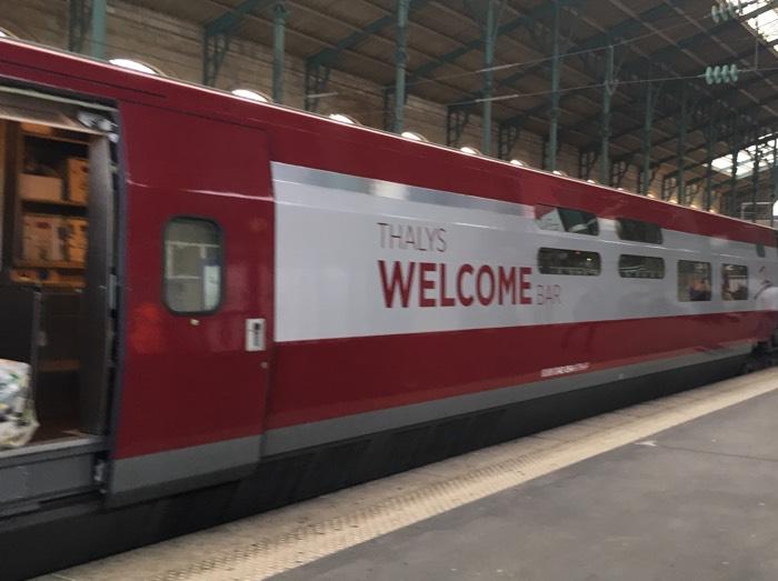 Thalys_WelcomeBar
