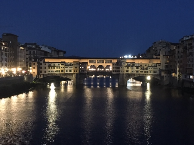 Firenze_PonteVecchio_night