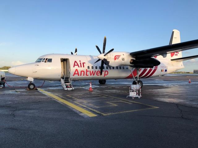 AirAntwerp_Fokker50