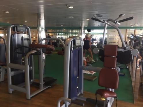 MSCSinfonia_ship_gym