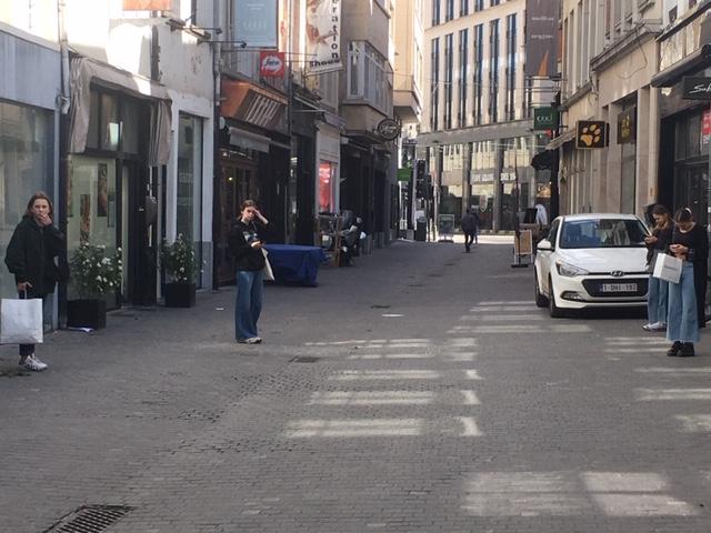 11May_Antwerp_Meir_DeWildeZee