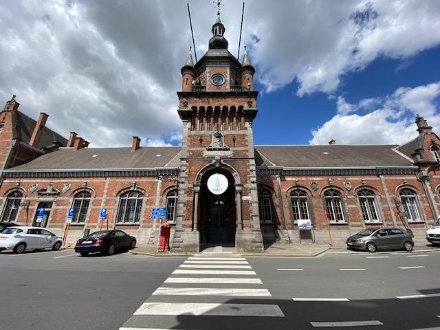 Oudenaarde_station