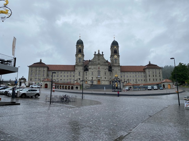Einsiedln_Abbey